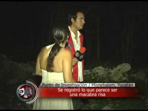 IMPRESIONANTE SER EN MISNEBALAM: PUEBLO FANTASMA parte 2  + EXN OFICIAL