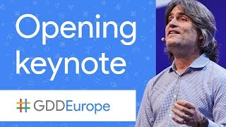 Opening Keynote (GDD Europe