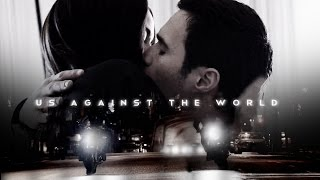 Skye & Ward | Us against the world [AU]