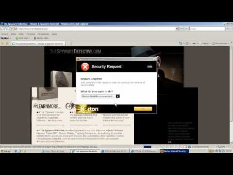 Norton Internet Security 2011 - Teste Preventivo (Preventive Test)