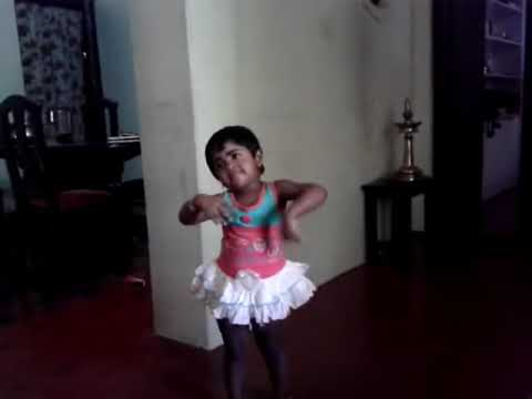 Kerala Kids Krishnaprabha(2 Yrs)-malayalam Film Song.mp4 video