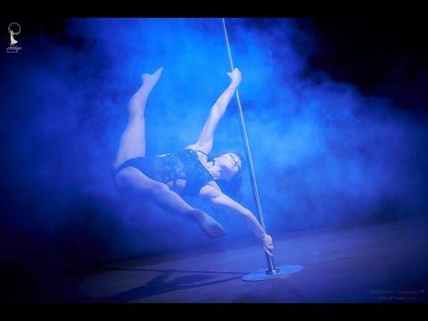 Olga Kutyavina, Pole Dance Artistic, Indigo Dance Studio 2014
