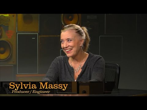 Producer/Engineer Sylvia Massy - Pensado's Place #184