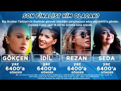 Big Brother Türkiye'nin Son Finalisti Kim Olacak?