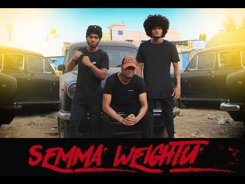 Semma Weightu | Kaala | Dance Cover - Deepak Choreography