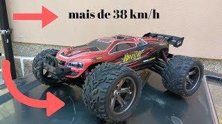 sobre rodas pt:  carro rc muita louco /RC Car Truck Toy RC Racing / Gearbest