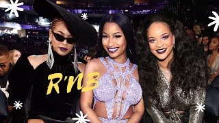Black Queens | Beyoncé, Rihanna, Nicki Minaj and Cardi B