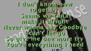 Watch Janet Leon Let Go video