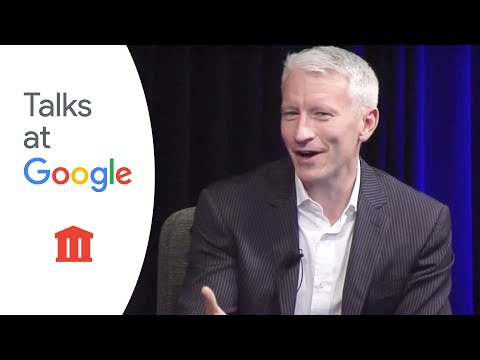 YouTube & @Google Talks present Anderson Cooper