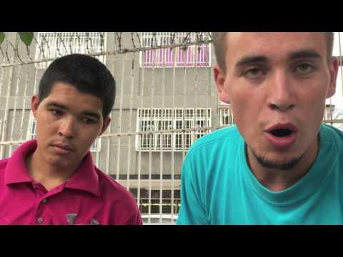 JOVENES CON HAMBRE EN VENEZUELA