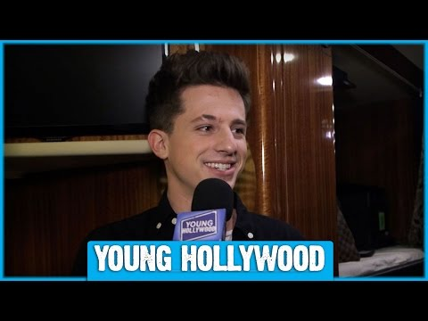 Inside Charlie Puth's Tour Bus