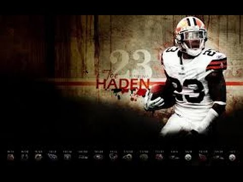 Material in this video belongs to the NFL. I own nothing. NO COPYRIGHT INFRINGEMENT WAS INTENDED. Joe Haden proves to be one of the best corners in the NFL. Might be the best player on that...