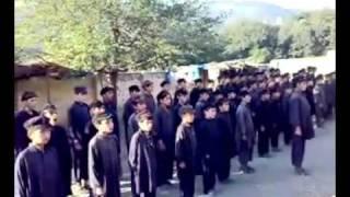 Waziristan Loy Afghanistan Pashto Tarana In School :)
