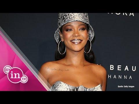Ist Rihanna schwanger? Rätselraten nach Insta-Post!