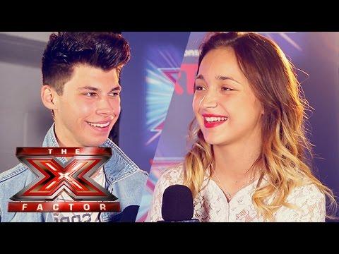 The X Factor Backstage With Talktalk Tv Ep 5 Ft. James Graham And Lauren Platt video