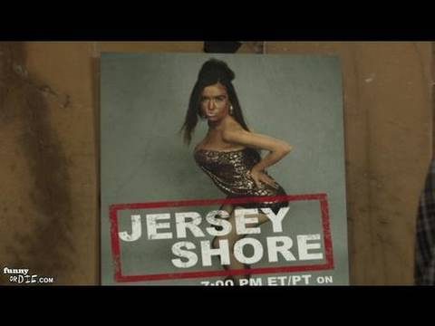 Alyssa Milano's Evolution: Jersey Shore