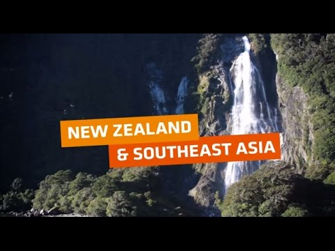 STRAY- Adventuring across South East Asia and New Zealand
