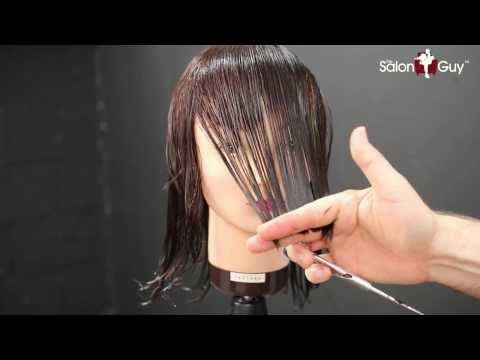 Haircut Tutorial Medium Length Layers