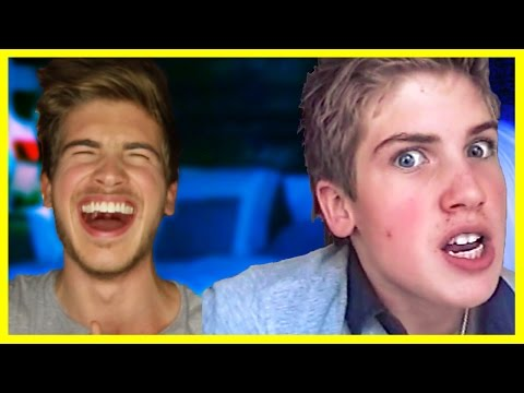 Reacting To My 15 Year Old Self! video