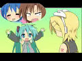 Lucky Star Paffendorf: Vocaloid Style