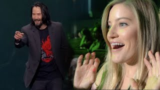 Keanu Reeves at E3! Cyberpunk 2077, Xbox Scarlett and LEGO Forza!