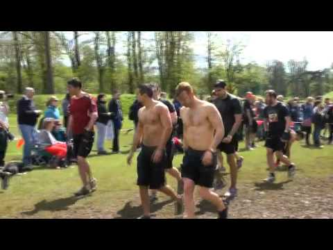 Tough Mudder UK South-East/Midlands Saturday 12th May 2012