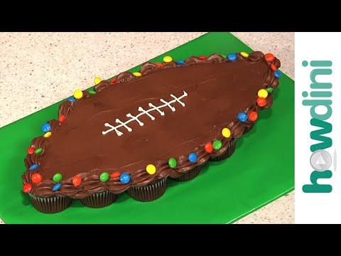 Football cake - Focilabda torta készítése