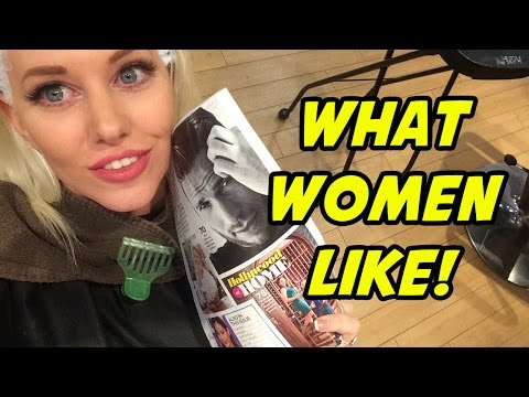 WHAT WOMEN LIKE!