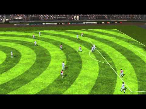 FIFA 14 Android - Essen Borussia VS Syrianska