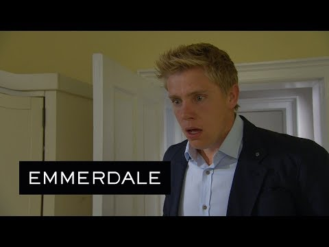 Emmerdale - Robert Finds Where Rebecca Was Being Held, but Was He Too Late?