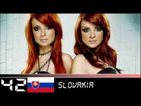 Eurovision 2011 - My TOP 43