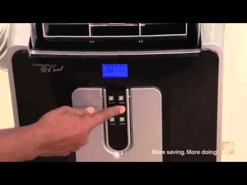 Haier 14 000 Btu Portable Room Heat Cool Air Conditioner