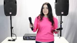 download lagu Rockville Rpa7000uwm 1000 Watt 4 Channel Pro/karaoke Amplifier & gratis