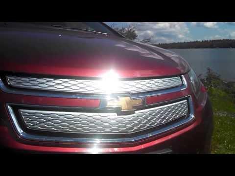 Volt Road Trip - Misc. Rumination - 2012 Chevy Volt Review