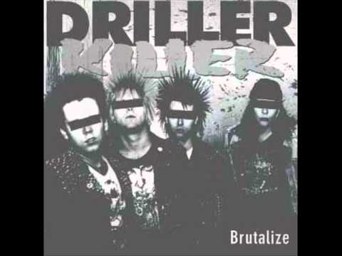 Driller KIller - Brutalize - w/lyrics