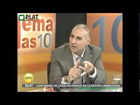 Clínicas Maison de Santé: Entrevista al Dr. Jorge Tuma en RPP TV