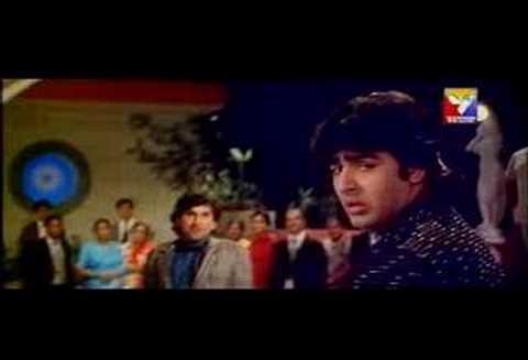 Kaun Sunega Kisko Sunaaye - Kishore Kumar video