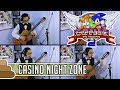 Masato Nakamura - Casino Night Zone (1P) [for Classical Guitar Quartet]