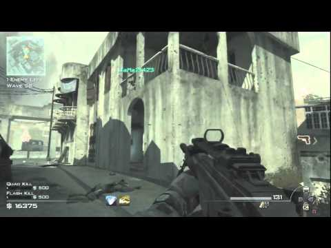 MW3: Bakaara wave 61 Survival Mode strategy - TheRelaxingEnd & JaMa21423