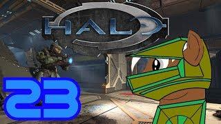 Halo: Combat Evolved Anniversary (blind) [23]: wenigstens hat Robo sein Spaß