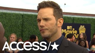 Chris Pratt Recalls Memories Of Early Days In Hollywood; What It Means To Get MTV's Generation Award