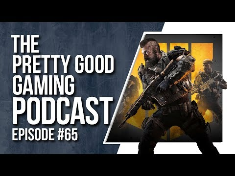Hardcore Gaming, Educational Gaming, Limited Mobility Gaming | Pretty Good Gaming Podcast #65