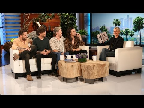 One Direction on Taking a Break