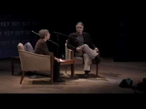 0 Jon Stewart in Conversation with Terry Gross