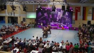 Rock`n`Roll DreamTeam - Großer Preis von Deutschland 2017