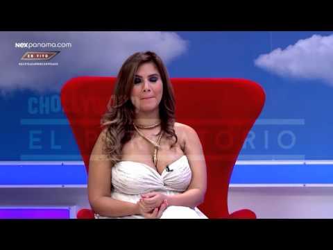 Kathya Saldaña es una  mamá fit