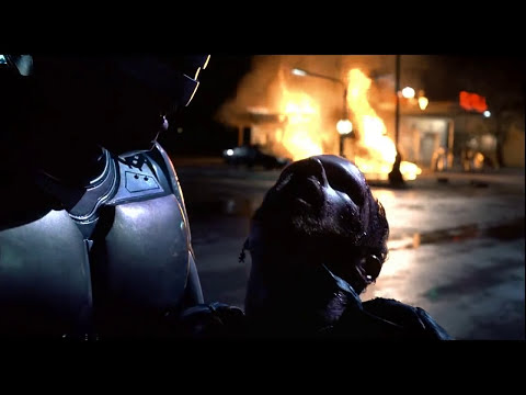 RoboCop - Gas Station Scene