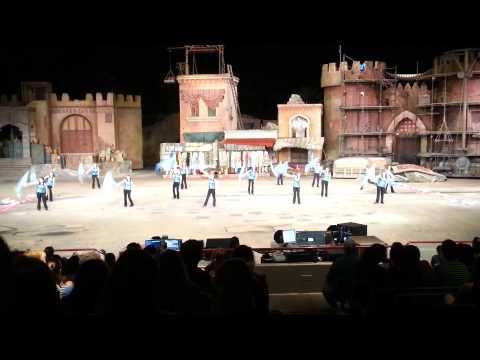 2014 Shaler Area High School Silk Line   Disney Competition