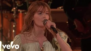 Клип Florence & The Machine - Hunger (live)