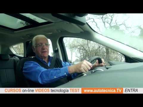 Informe Test Nuevo Ford Kuga. www.autotecnica.tv